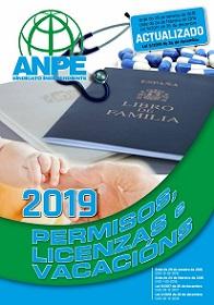 Boletín Actualizado Licenzas e Permisos 2019